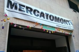 banner mercatomonti in Rom