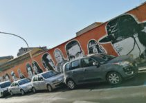 Street Art in Ostiense