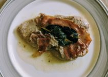 1 Portion Saltimbocca alla Romana